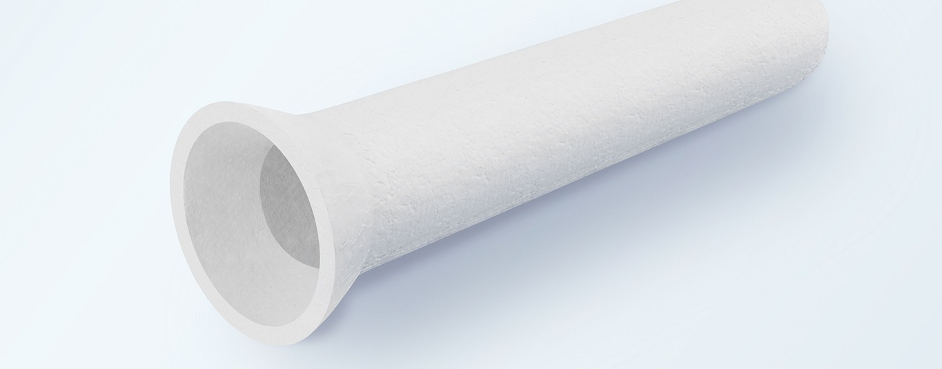 filter element hot gas filtration