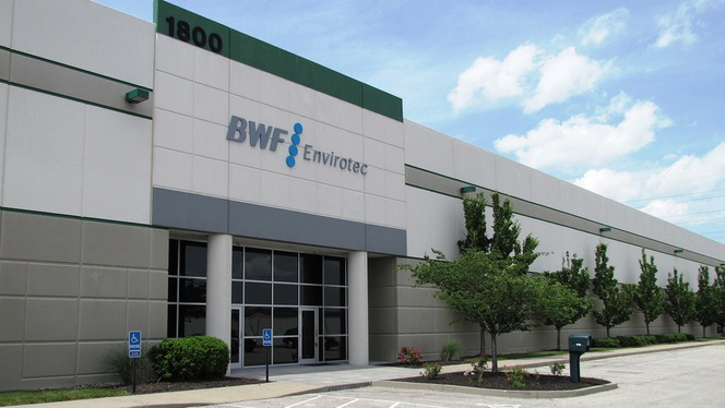 BWF Envirotec USA Hebron Kentucky