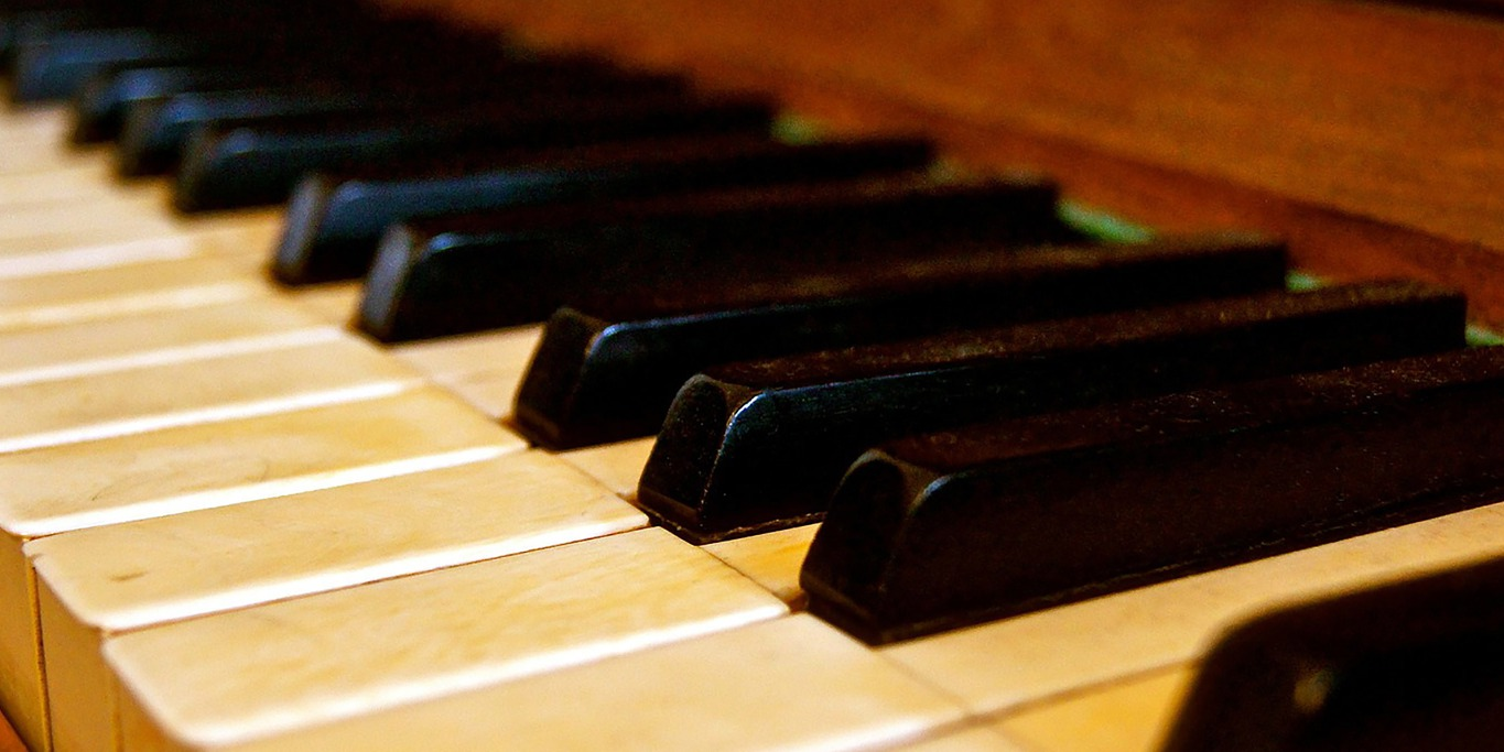 music industry piano